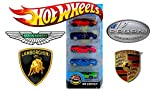 Hot Wheels - 5 Car Pack 2017 HW Exotics