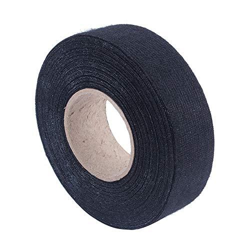 ruiycltd 15m Adhesive Cloth Automotive Wiring Harness Tape Car Auto Heat Sound Isolation Thanksgiving Gift 9mm x 15m ()