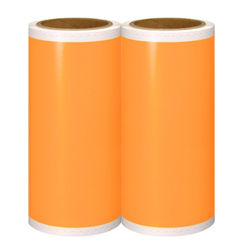 マックス ビーポップ 屋内用特殊シート 蛍光タイプ SL-S203KN オレンジ B006ZPBRS8  オレンジ