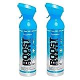 Boost Oxygen Natural Portable 10 Liter Pure Oxygen