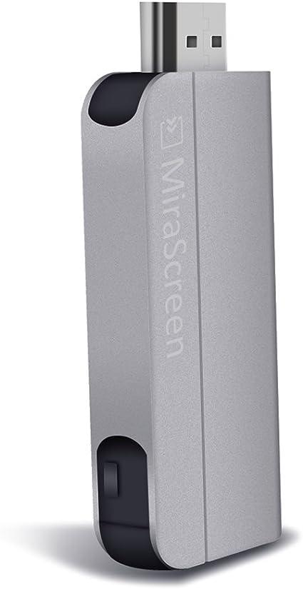 Docooler MiraScreen K2 Wireless WiFi Display Dongle Receiver ...