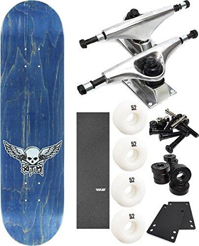 激安な ATMクリックスケートボードMini Wingsスケートボード7.75 Complete
