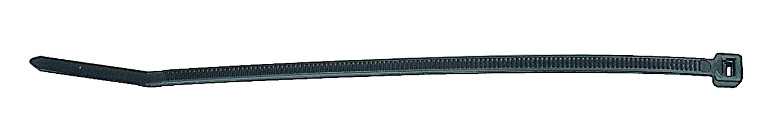 sujecci/ón para Cables Fixapart CTS 03 Negro Presilla 10 cm, 2,5 mm