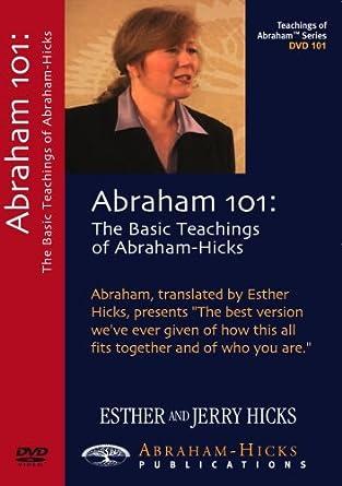 abraham hicks latest