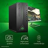 HP Pavilion Gaming PC Desktop Computer, Intel Core i5-8400, NVIDIA GeForce GTX 1060, 8GB RAM, 256GB SSD, Windows 10 (790-0020, Black)