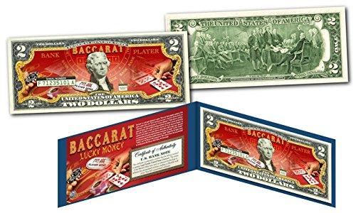 BACCARAT Casino Game Asian *Lucky Money