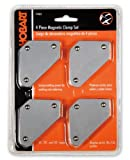 Hobart 770662 Mini Magnetic Welding Holder Set, 4-Pack