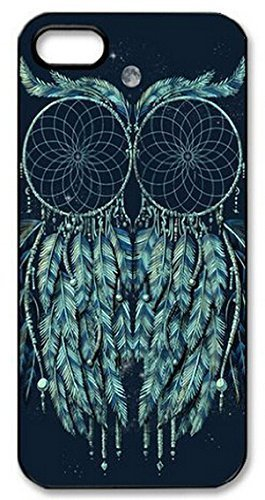 Animal Owl Fashion Phone Case [Customizable by Buyers] [Create Your Own Phone Case] Slim Fitted Hard Protector Cover for iphone 6 (Create Your Own Phone Case Iphone 5)