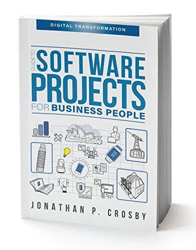 Price comparison product image Guide to Software Projects for Business People: digital transformation