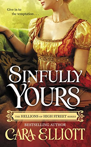 book cover of Sinfully Yours
