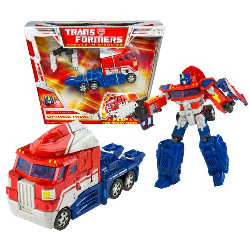 Hasbro Year 2006 Transformers Classic Series Voyager Clas...
