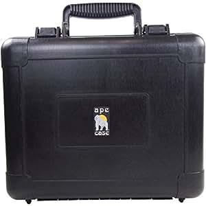 Ape Case ACWP6025 Waterproof Hard Case (Black)