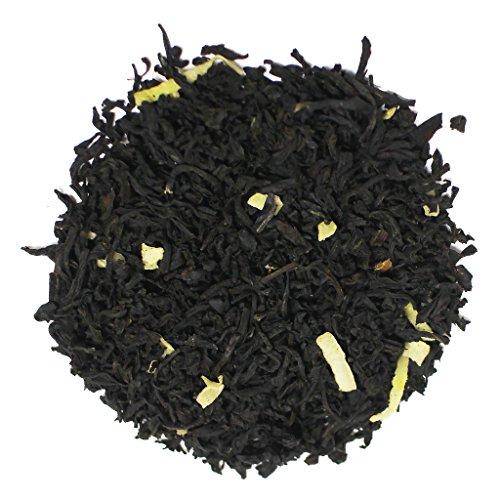 The Tea Farm - Mixed Coconut Lichee - Premium Tropical Hawaiian Loose Leaf Black Tea Blend (2 Ounce - Tea Lb Package 1 Black