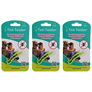 Contech Tick Twister Pro (3 Pack)