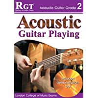 ACOUSTIC GUITAR PLAY - GRADE 2 (RGT Guitar Lessons)