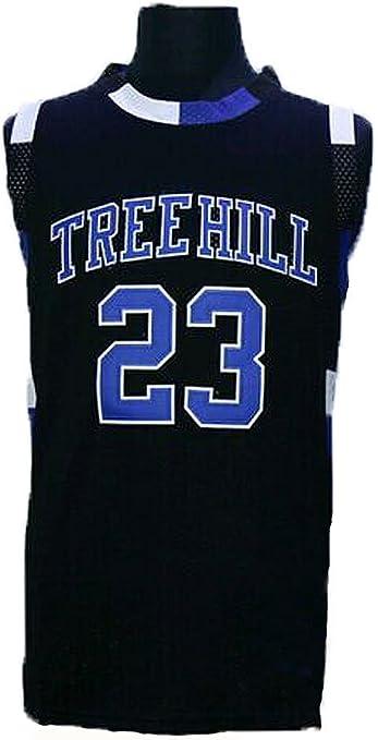 23 Nathan Scott One Tree Hill Jersey bordado baloncesto Jersey ...