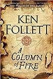 Book cover from A Column of Fire by KEN FOLLETT
