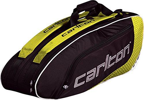Dunlop Badmintontasche Carlton Pro Player 2 Pockets Thermo Bag - Bolsa para Material de bádminton, Color, Talla One Size 5165