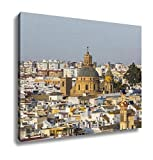 Ashley Canvas, The Church Of St Louis Of The French Seville Spain, Home Decoration Office, Ready to Hang, 20x25, AG6545971