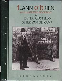 Book Flann O'Brien: An Illustrated Biography