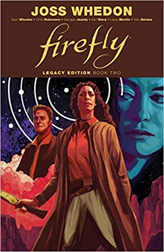 Amazon com: Firefly: Legacy Edition Book Two (9781684153084