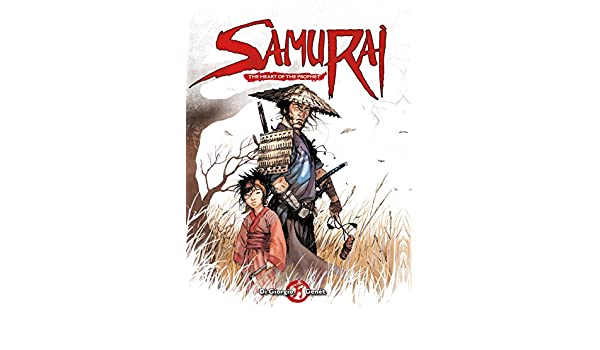 Samurai: The Collected Edition: Volumes 1-4 (English Edition ...