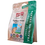 Bravo! Premium Freeze-Dried Training Treats for Dogs, Turkey 2.5 OZ, My Pet Supplies