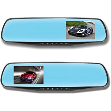 nurrat Single Lens Vehicle Driving Recorder Motion Detection Car Rear View Camera Car Video