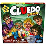 Cluedo Junior - Kids Mystery Board Game - Ages 5+