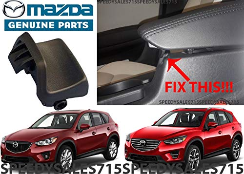 Compatible withGenuine OEM Center Console Latch KA0G-64-45Y-02 for 2013-2016 Mazda CX-5 New USA