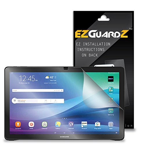 Cheap Screen Protectors (2-Pack) EZGuardZ Screen Protector for Samsung Galaxy View Tablet (Ultra Clear)