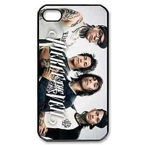 Pierce the Veil Case for Iphone 4/4s Petercustomshop-IPhone 4-PC01150