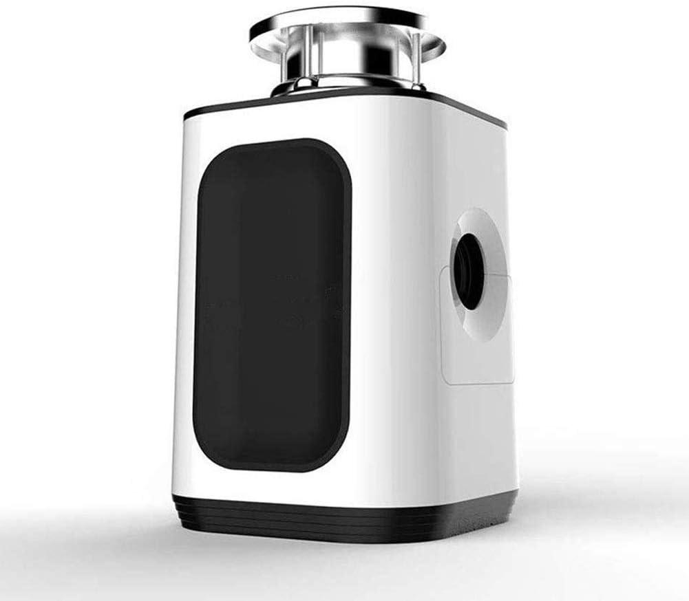 OhLt-j Incinerador de jardín Bins, Fregadero de Cocina triturador de Basura, desperdicios de Comida del hogar Rectificadora: Amazon.es: Hogar