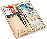 RFID Passport Holder Travel Wallet - Passport