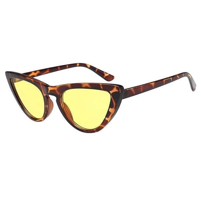 Amazon.com: FORUU Gafas de sol para mujer, lentes de ...