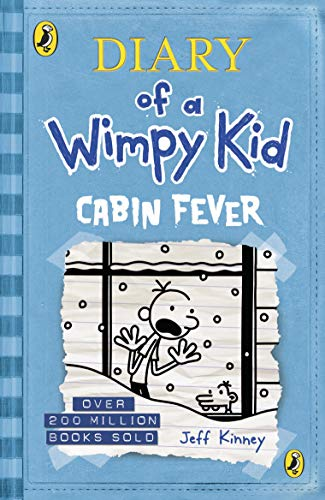 Amazon.com: Diary of a Wimpy Kid: Cabin Fever (Book 6) eBook ...