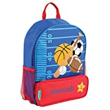 Best Sidekick Backpacks With Embroidered - Personalized Stephen Joseph Sports Sidekick Backpack with Embroidered Review