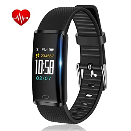 Amazon.com : LayOPO Fitness Tracker HR, R9 Fitness Watch ...