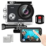 Dragon Touch Native 4K Action Camera Vista 5 WiFi 100ft Waterproof Sports Camera - Best Reviews Guide
