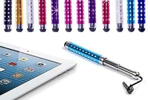 Sleek Gadgets®–Verde Cristales ampliable lápiz capacitivo para Samsung Galaxy Tab 37.0P3200