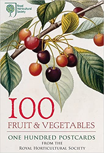 100 fruits and  vegetables