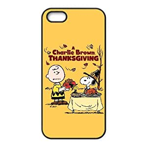 iPhone 5,5S Phone Case A Charlie Brown