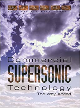 Book Commercial Supersonic Technology: The Way Ahead