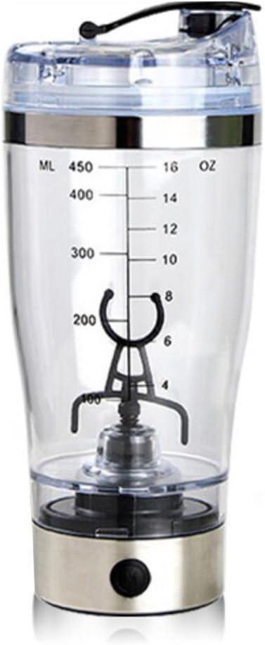 Hans May 450 ml Coctelera Tornado Licuadora para mezclar Taza ...