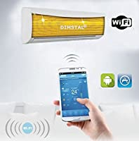 A++/A+ WiFi WLAN Split Klima Klimageraet Golden-Fin 12000 BTU 3,5 kW INVERTER...