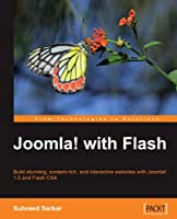 Joomla! with Flash Front Cover
