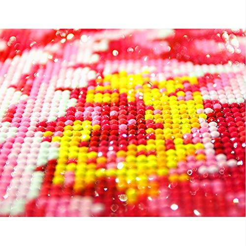LMTQWC 5D Diamond Painting Kits,Full Drill Scotland Rivers Fields Embroidery Rhinestone Painting Home Decoration 40x50cm