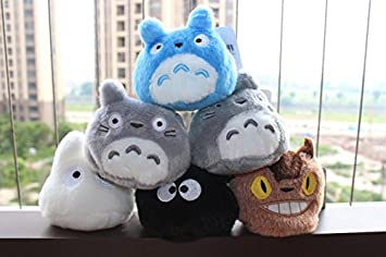 Amazon.com: Kawaii Character de mi Vecino Totoro Mix – 34.6 ...