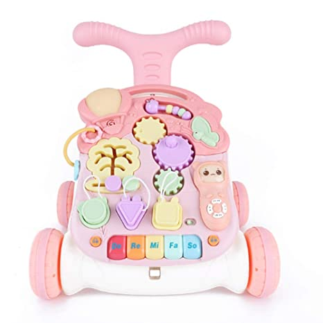 Andador para cochecito de bebé, multifunción, antirodadura ...