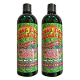 2 Count - Green Piece Cleaner 16 oz - The All Natural Glass